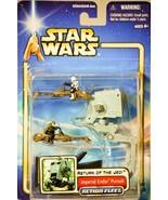 Star Wars Action Fleet Imperial Endor Pursuit - $47.03