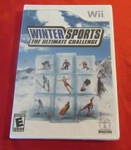 Winter Sports: The Ultimate Challenge (Nintendo Wii, 2007) Brand New Sealed - $19.79