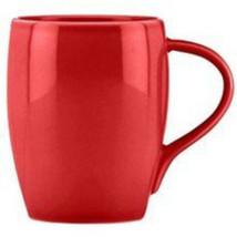 Dansk China CLASSIC FJORD Mugs - Set of 2 Mugs - Chili Red - $17.82