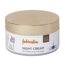 Fabindia Vitamin E Nourishing Night Cream 100 ml Face Skin Body Hydratio... - $17.52