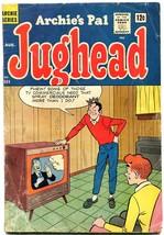 Archie's Pal Jughead #111 1964- Silver Age Teen Humor Big Ethel - $25.22