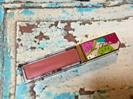 Authentic Too Faced Comfort lip glaze Fruit Cake New - $12.19