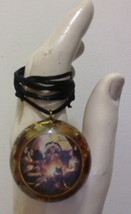 Red Indain Chief  Orgone Pendant  With Carnelian Semi- Precious Gemstones - $29.99