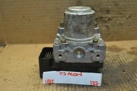 2003 2004 Honda Accord ABS Pump Control OEM Module 137-11B2 - $9.99