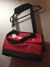 "HILTI Heavy Duty Contractors Canvas Tool Bag Shoulder Strap 16"" - $40.00"
