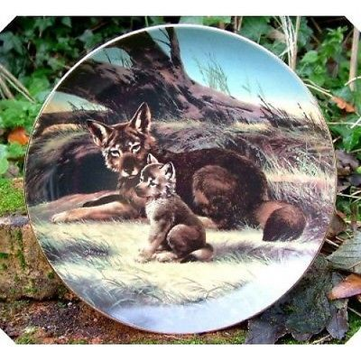Last Of Their Kind The Red Wolf Will Nelson Plate CP0-187