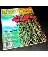 HIGH TIMES MAGAZINE Feb 1980 Goes Hawaiian Abbie Hoffman Maui Wowie - $17.99