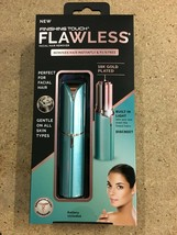 Finishing Touch Flawless Women's Painless Hair Remover Parisian Blue - $14.24