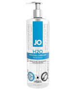 SYSTEM JO H2O WATER BASED LUBRICANT 16 oz BOTTLE LUBE - $37.61