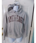 American Eagle Gray Sweatshirt Size S Men's EUC - $19.92