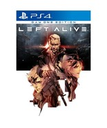 SQUARE ENIX 662248920399 Left Alive: Day One Edition - PS4 - $32.59