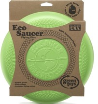 My First GREEN TOYS Eco Saucer FLYING DISC, 5+, Made in USA