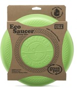 My First GREEN TOYS Eco Saucer FLYING DISC, 5+, Made in USA - $5.38