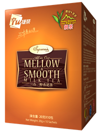 Tw mellow smooth milk tea