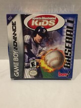 Sports Illustrated Kids Baseball Nintendo Game Boy Advance 2001 New Old ... - $14.84