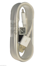Original OEM Samsung Galaxy Note 4 USB 2.0 Data Charging 5 Ft Cable ECB-DU4EWE - $5.49