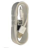 Original OEM Samsung Galaxy Note 4 USB 2.0 Data Charging 5 Ft Cable ECB-... - $5.49