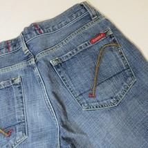 Guess Jeans 27 Blue Denim Regular Cut Straight Leg Classic   - $29.65