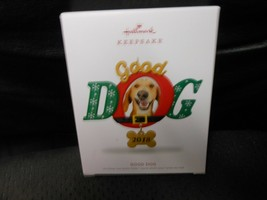 "Hallmark Keepsake ""Good Dog"" 2018 Photo Holder Ornament NEW - $9.65"