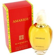 Givenchy Amarige Perfume 3.4 Oz Eau De Toilette Spray image 1