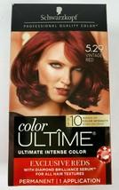 1 Schwarzkopf Ultime Intense Color Permanent Hair Dye #5.29 Vintage Red - $24.74