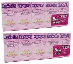 Brach's Tiny Conversation Hearts Candy 0.75 oz Box (2 Pack) BB 12/10/2019 - $9.89