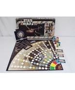 ORIGINAL Vintage 1977 Kenner Star Wars Escape From the Death Star Board ... - $49.49