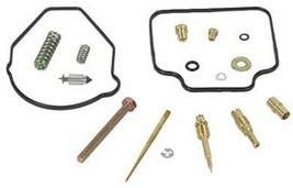 Shindy Carburetor Carb Repair Rebuild Kit Kawasaki KLR650 KLR 650 08-11 - $28.95