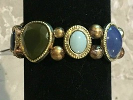 Chico's Helen Stone Reversible Stretch Bracelet NWT - $21.29