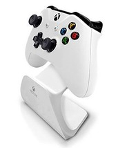 Stand Controller Gear Officially Licensed Xbox One S White Controller V2.0 - $21.99