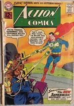 ACTION COMICS #291 Superman (1962) DC Comics GOOD - $12.86