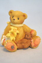 Cherished Teddies - Lily - 202959 - Lilies Bloom With Petals Of Hope - $11.18