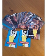 Swimsuit Issue 1993 Portfolio Trading Cards Lot Of 45 - $4.94