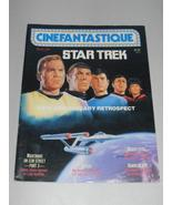 1987 Cinefantastique Star trek Vintage Magazine... - $19.99