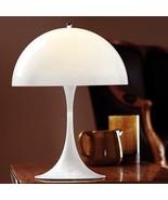Mushroom Table Lamp Bedroom Bedside Modern Minimalist Decor Desk Light F... - $199.00
