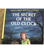 Nancy Drew Mystery #1, The Secret of the Old Clock Hard Cover Carolyn Keene - $3.00