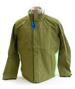 Under Armour UAS Sportswear Green & White Member Blouson Rain Jacket Men's NWT - $112.49