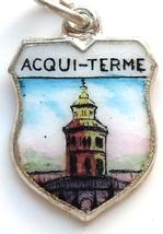 ACQUI-TERME ITALY Vintage LA BOLLENTE Silver En... - $27.31