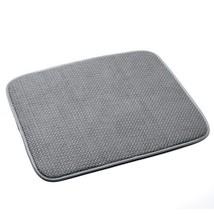 Norpro Microfiber Gray Dish Drying Mat, Set of 2 - $14.80