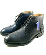 La Milano B51310 Leather Lace Up Men's Ankle Boots Choose Sz/Color - $55.20