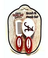 University of Alabama Crimson Tide Childs Brush & Comb Set Licensed Game... - $14.84