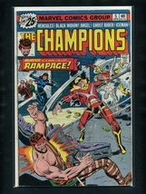 Champions #5 VG 1976 Marvel Comic Book - $3.52