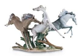 Lladro 01001420 Born Free Horses  - $4,950.00