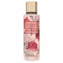 FGX-553110 Victoria's Secret Blushing Berry Magnolia Fragrance Mist Spra... - $30.48