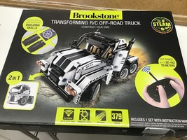 Brookstone BYO RC Car - Trailer / Dump Truck - $17.65