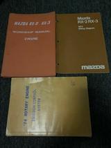 1972 1973 RX2 RX3 Service Réparation Atelier Manuel OEM Set Avec Etm - $118.70