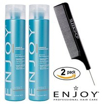 Enjoy LEAVE-IN Conditioner, ph 4.0-4.5, Color Holding Formula, HYDATE (w... - $49.49