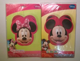 Disney Mickey and Minnie Hanging Swirl Decoration, total 2 pcs - $13.85