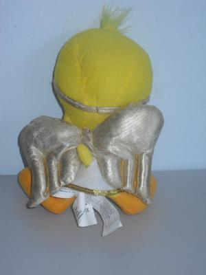 1998 Looney Tunes Tweety Bird Angel Stuffed Toy