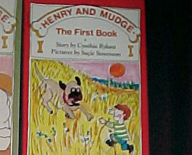 4 henry and mudge books